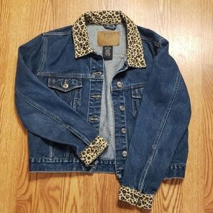 Route 66 Jean jacket